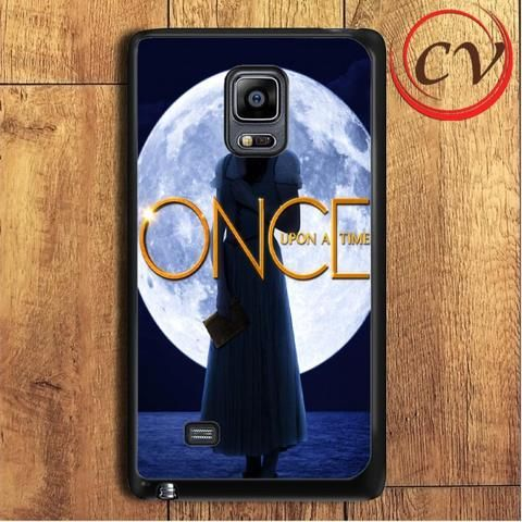 Once Upon A Time Belle Samsung Galaxy Note Edge Case