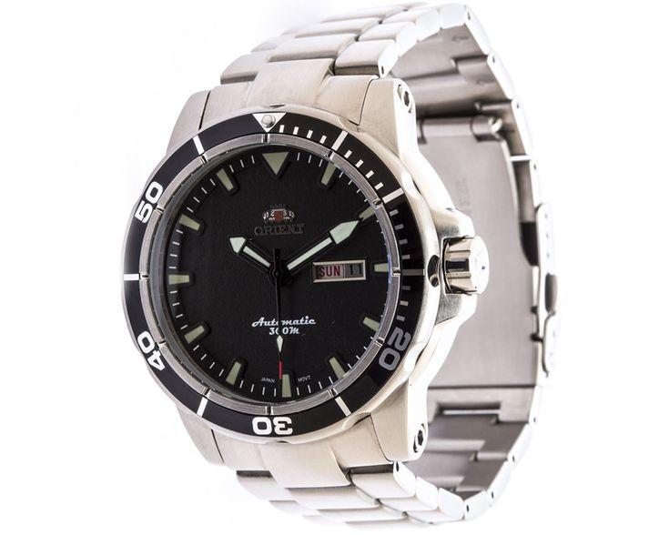 [TimeMob] Relógio AUTOMÁTICO Masculino Orient 469SS053 P1SX R$534,00 (parente do Poseidon)