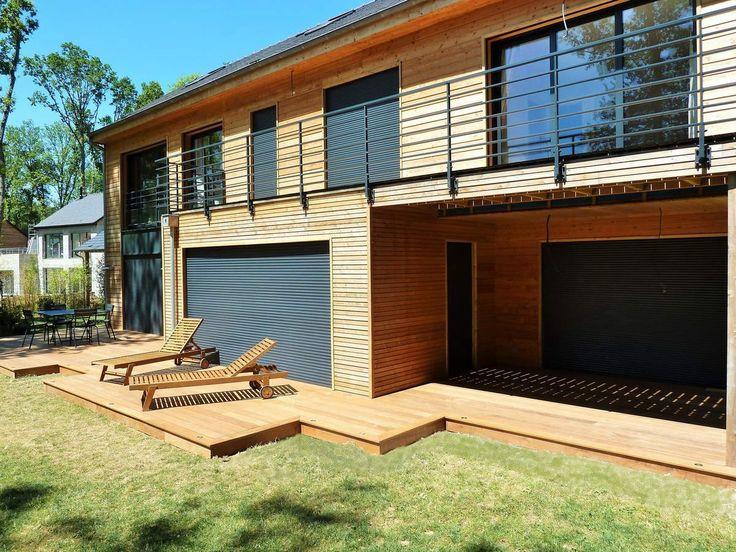 extérieur aménagement extérieur bois terrasse en bois sur mesure à