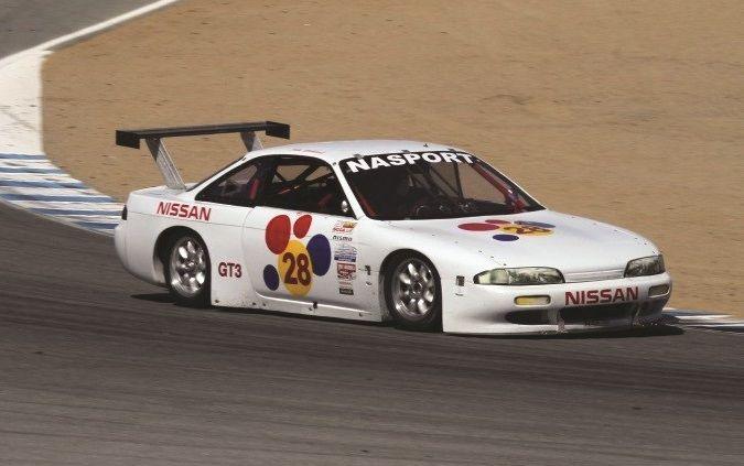 GT-3 Nissan 240SX