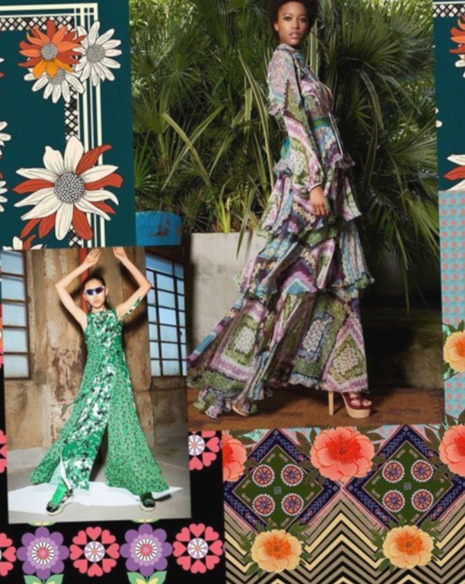 8 Fashion Winter 2020 2021 Color Trends Fashion Print Trends