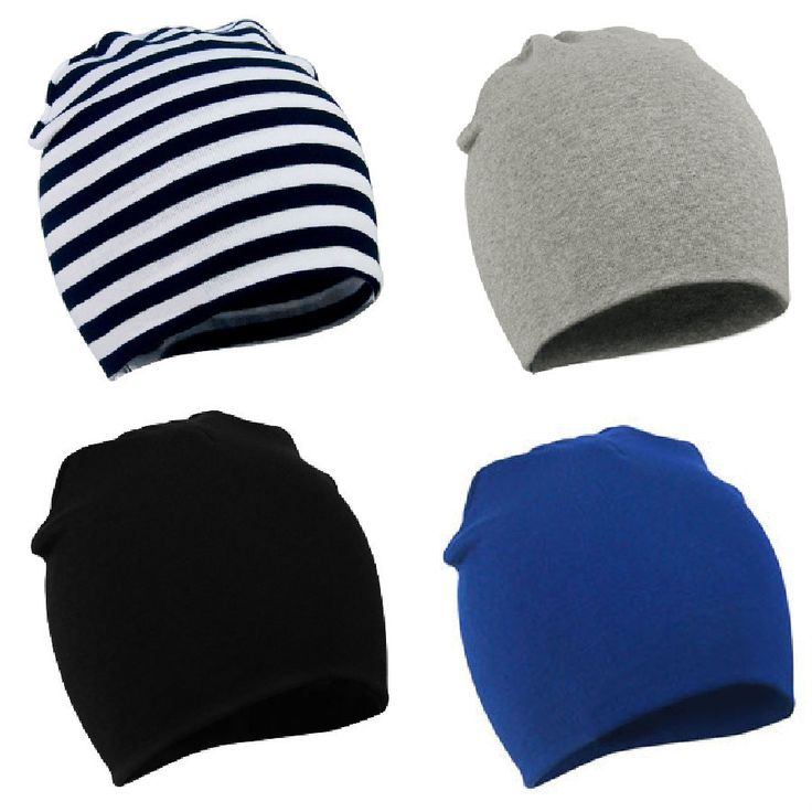 Baby Beanie - 6 Colors Available