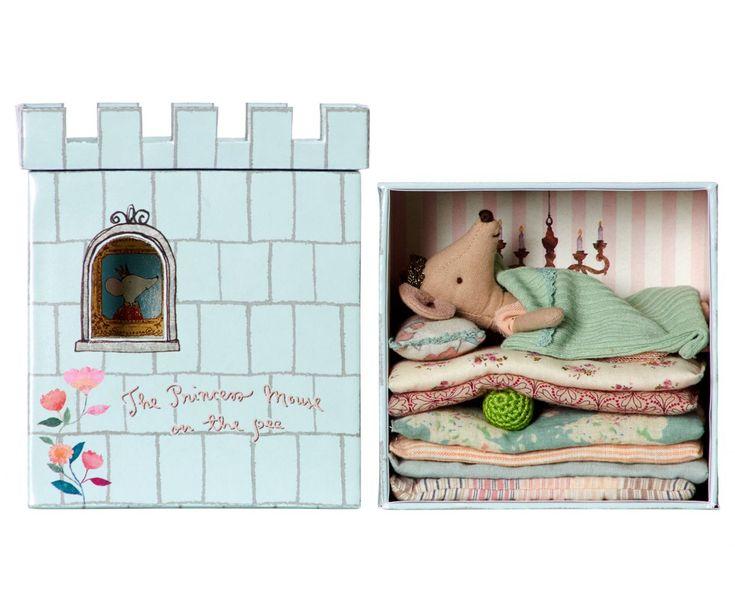 Princezna na hrášku s malým královstvím | Bella Rose