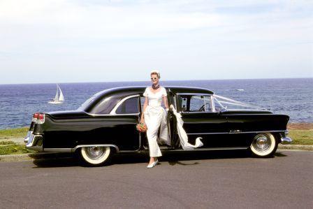 1954 Cadillac Fleetwood Limousine, Seats 8 Passengers + Chauffeur, Weddings & Formals  #WeddingCarsBrisbane #ClassicCarHireBrisbane #BrisbaneClassicCarHire