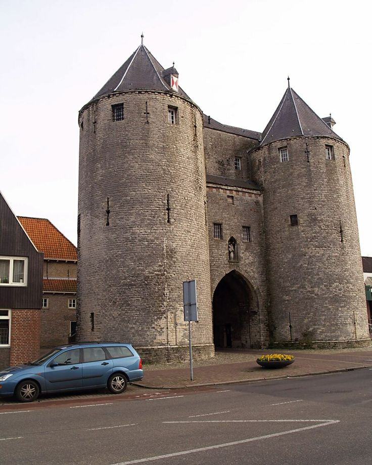 Bergen op Zoom: Gevangenpoort