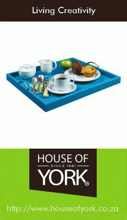Our colour trays come in blue, pink, orange, red, yellow, gray and green, making them give a lovely touch to any home. #decor #trays