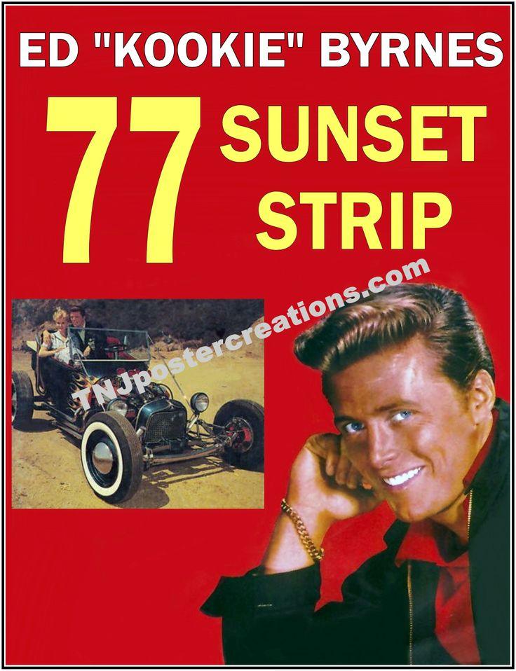 Cookie burns 77 sunset strip