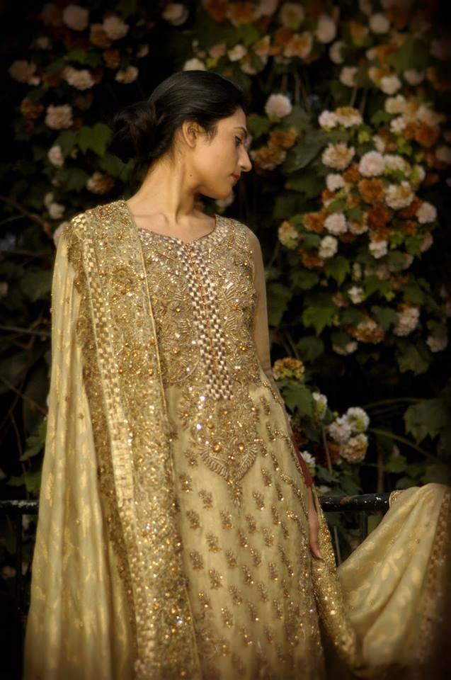 Farah Fatima Pakistani Bridal Couture
