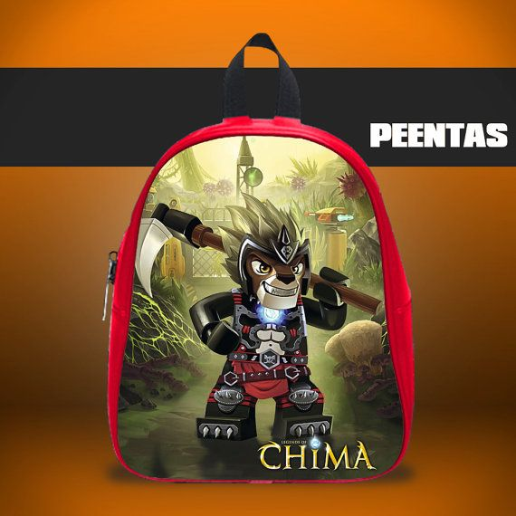 Shadowind legent Of Chima -  Design variations School Bag