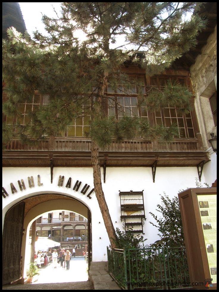 Manuc's Inn, Bucharest