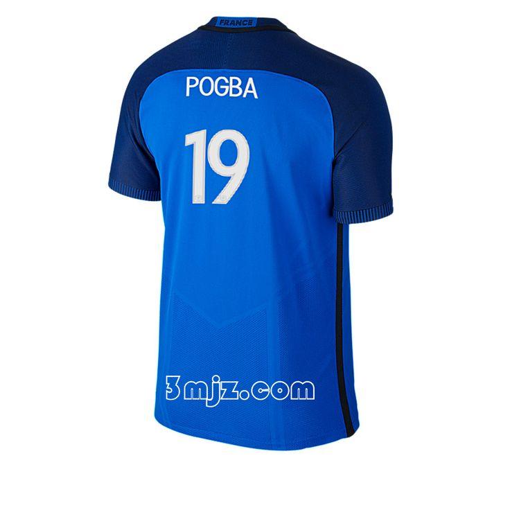 Maillot Pogba France Euro 2016 Pas Cher