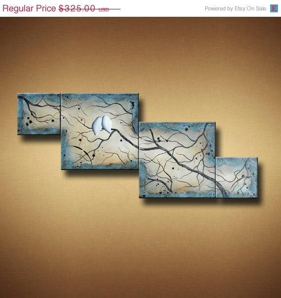 Multiple canvas wall art craft ideas pinterest for Multi canvas art ideas