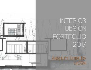interior design portfolio 2017 - Design Portfolio Ideas