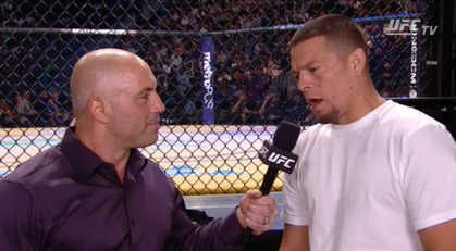 Nate Diaz Trashes Conor McGregor In An Interview At UFC 200