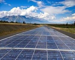 On the Road to Renewable Energy: Creating Electric Highways