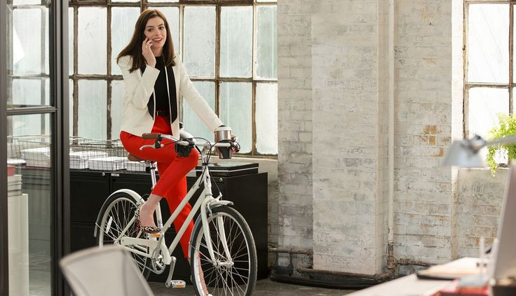 The costume designer responsible for Anne Hathaway's polished, chic style in The Intern, Jacqueline Demeterio, shares how to get the look.