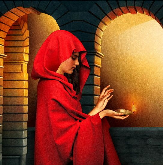 Amiya Bhattacharya- Prayer at Dusk. Discover @Treniq