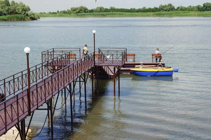 Понтон-на-Дону.  Строительство на воде в любом регионе - Понтоны и причалы