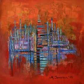 Decorative (1) by Mihaela Ionescu