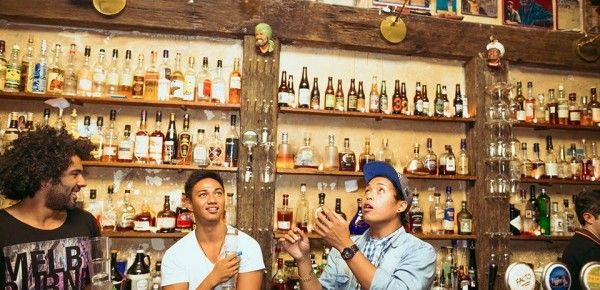 Racket Bar - Auckland