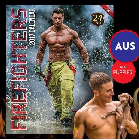 2017 Firefighters Australian Calendar