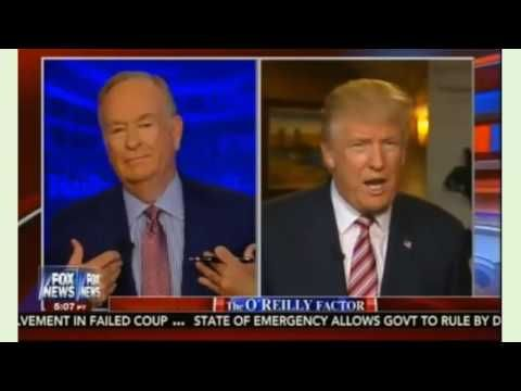 The O'Reilly Factor (10/11/16) Donald Trump Entering The Spin Zone & Wei...