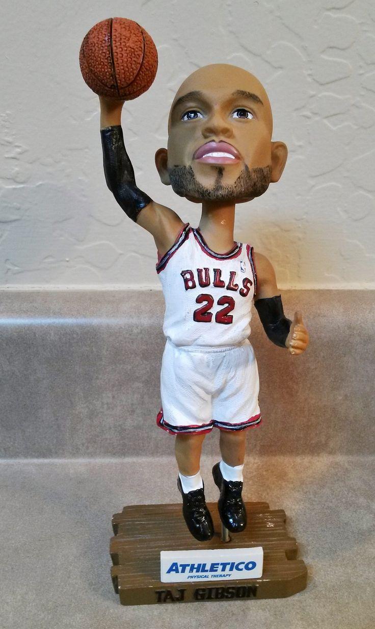 Chicago Bulls Taj Gibson bobblehead