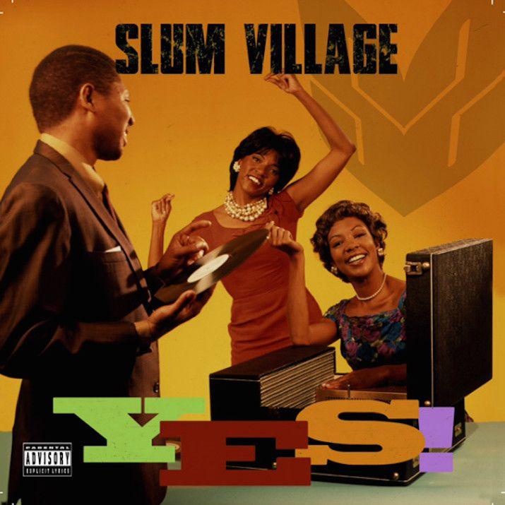 Slum Village - Expressive - (@slumvillage) Feat BJ The Chicago Kid and Illa J - http://www.sugarcayne.com/2015/05/slum-village-expressive/