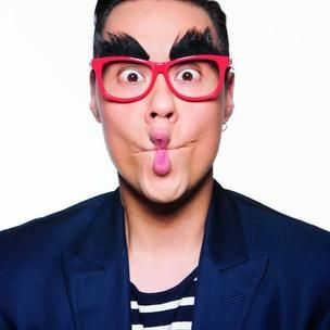 Make Your Face Funny For Money | Specsavers UK