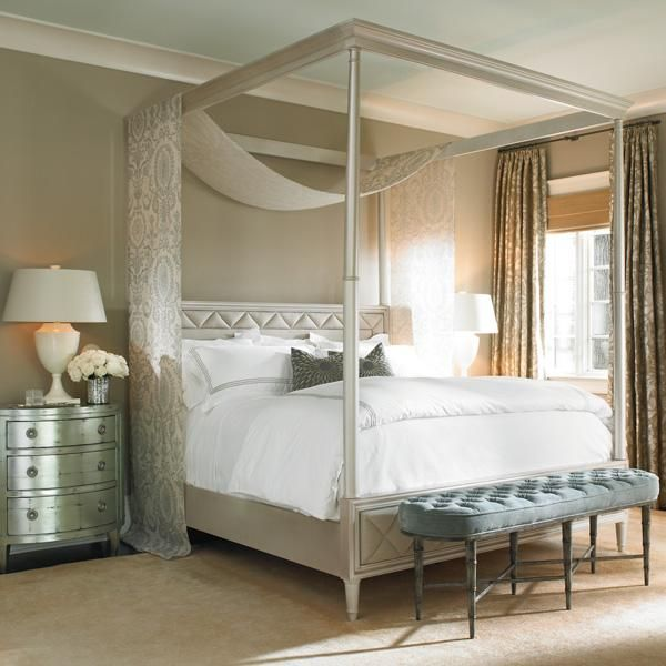 Caracole Classic Over The Top Bed King