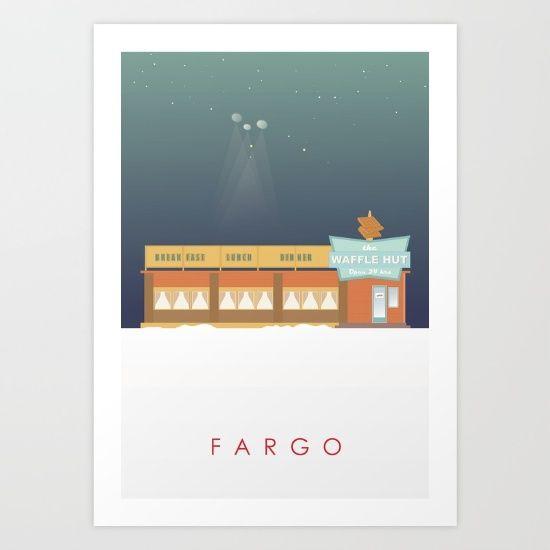 Fargo Waffle Hut Season 2