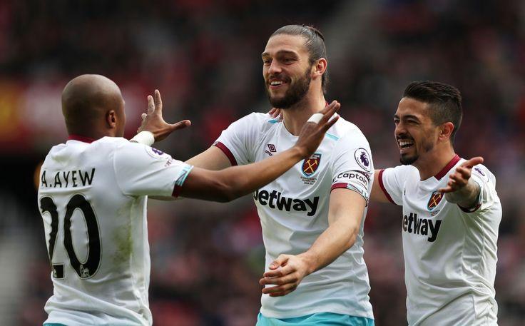 West Ham boss Slaven Bilic provides injury update on Andy Carroll ahead of Tottenham showdown