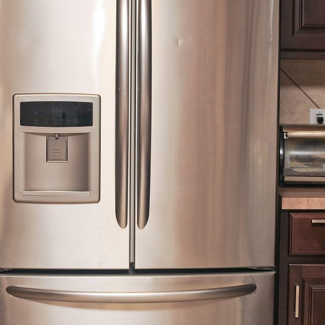 How To Fix A Dent On A Stainless Steel Fridge Stainless