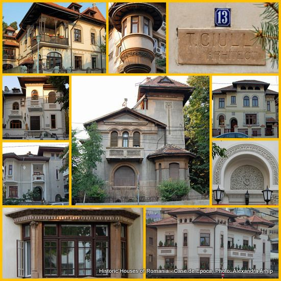 The late phase of the Neo-Romanian architectural style