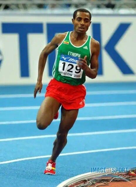 Kenenisa Bekele | run | Kenenisa bekele, Sports y Running