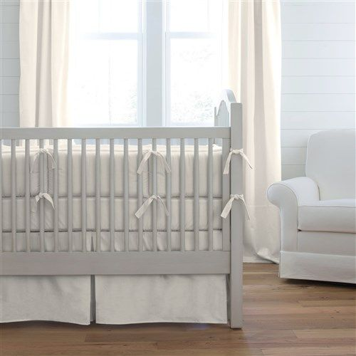 Natural Organic Crib Bedding