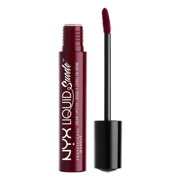 Barra de labios mate Liquid Suede Cream Lipstick