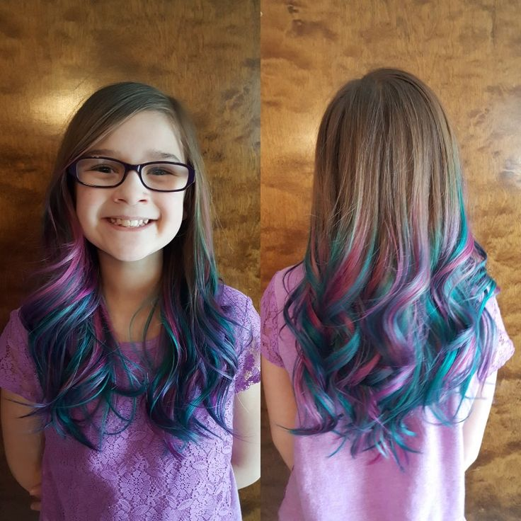 Imperialstyling Turquoiseandpink Coolhair Sigueme Como Melissa Hernandez Para Ver Mas De Colores Mermaid Hair Color Hair Dye For Kids Colored Hair Tips