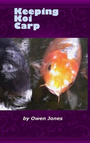Keeping Koi Carp (How to...) by Owen Jones http://www.amazon.com/dp/B007MB3H6O/ref=cm_sw_r_pi_dp_Vkb8wb1755YGD