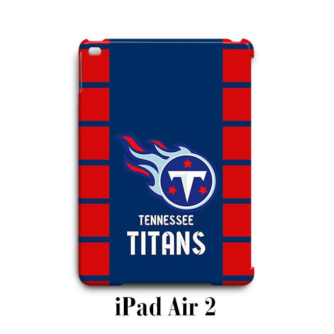 Tennessee Titans iPad Air 2 Case Cover Wrap Around