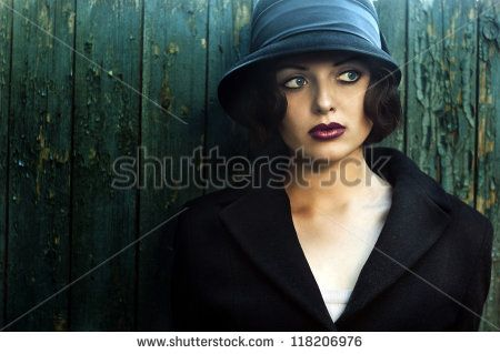 Womans Face 1940 Stock Photography | Shutterstock