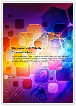 Colorful Abstract Word Document Template is one of the best Word Document Templates by EditableTemplates.com. #EditableTemplates #PowerPoint #templates Decorative #Colors #Abstract #Artistic #Spectrum #Bright #Illustration #Color #Concept #Glowing #Multicolonew #Decoration #Colorful #Bokeh #Back #Artwork #Patterns #Modern #Light #Splash #Dynamic #Element #Abstraction #Blank