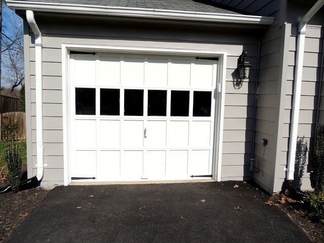33 best split level remodels images on pinterest for Build carriage garage doors