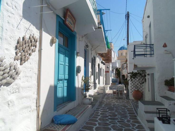 Chorio, Kimolos, Greece