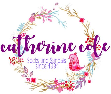 Catherine Cole Stucio Signature Lace Socks, Barefoot Sandals, Lace Boot Socks, Short Boot Socks, Ankle Bracelets, Leg Warmers, Tall Boot Socks, Lace Socks for Heels, Boots and Shoes, Boot Cuffs, Scarves Wraps Ponchos, and Foot Jewelry for the woman who wants to add a little lace to her life.