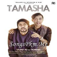 Tamasha - Sajjad Ali, Bohemia