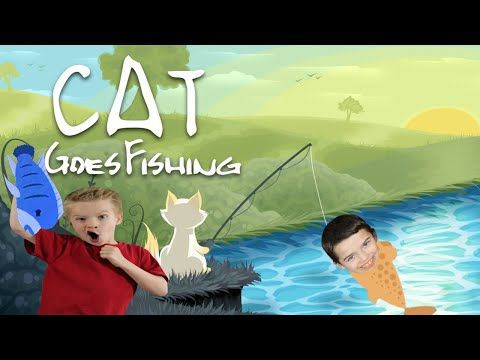 cat goes fishing how to catch tetra