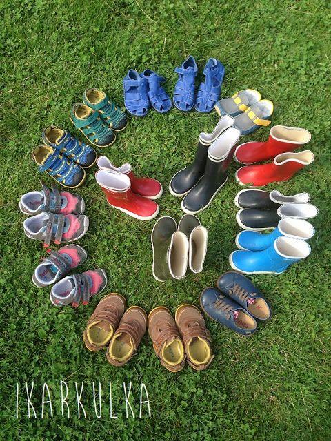 iKarkulka: Barefoot pro děti