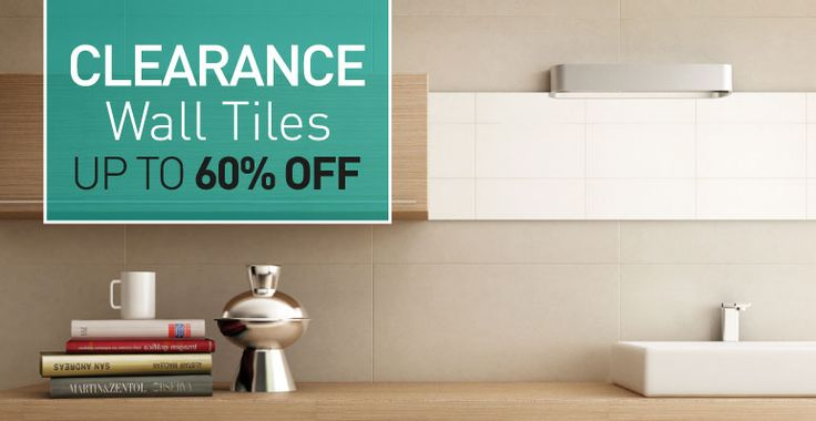 Save Up To 60 On Your Wall Tiles With Our Clearance Collections Http