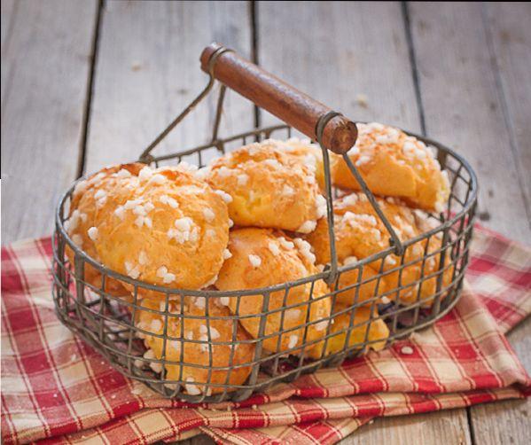 Chouquettes Sans Gluten on http://chefsansgluten.com